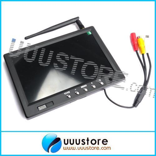 Tft Lcd Monitor Dvr Security Camera Tester Fpvok 5.8ghz 32ch 7 Inch 800x480 Lcd Fpv Monitor W/light Shield   All Bands Edition<br><br>Aliexpress