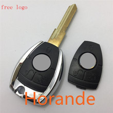 Replacement car key shell for vw  jetta transponder chip key blank fob