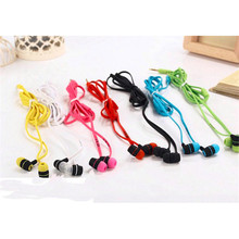 7 colors Sport Earphone 3.5mm Noise Isolating Wired In-Ear Stereo NK Headset Earbuds Universal For Xiaomi IPhone Samsung S6 Mp3