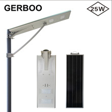 3 years warranty super bright 25w led solar street light for outdoor(China)