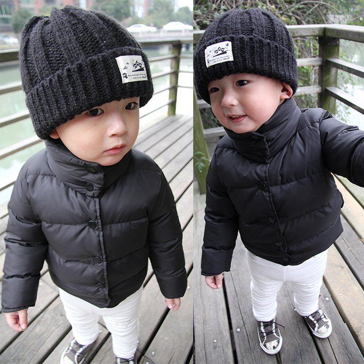 Retail Winter wadded jacket thickening outerwear child baby cotton-padded jacket childrens clothing down cotton coat for kidsОдежда и ак�е��уары<br><br><br>Aliexpress