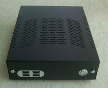 Embedded Industrial Mini-itx Computer Enclosure , In Car PC Vechicle IPC Mini Carputer Case 0901(China)