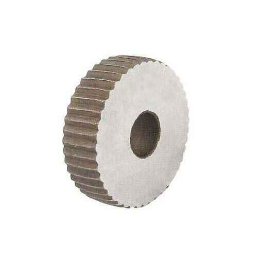 1pc 28 x 8 x 8mm High Speed Steel 0.5/0.6/0.8/1.0/1.2/1.5/2.0mm Pitch Straight Coarse Knurl Wheel Knurling Roller<br><br>Aliexpress