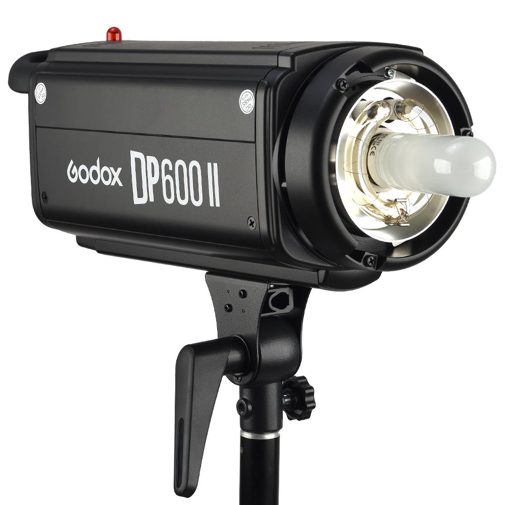 Godox Studio Flash DP600II Built-in with 2.4G X System (7)