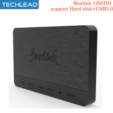 Beelink SEA Smart Set Top Box Dual Band 5.8G WIFI Media Player HD IN Bluetooth BT4.0 Support SATA Hard Disk HDR HEVC PIP TV Box(China)