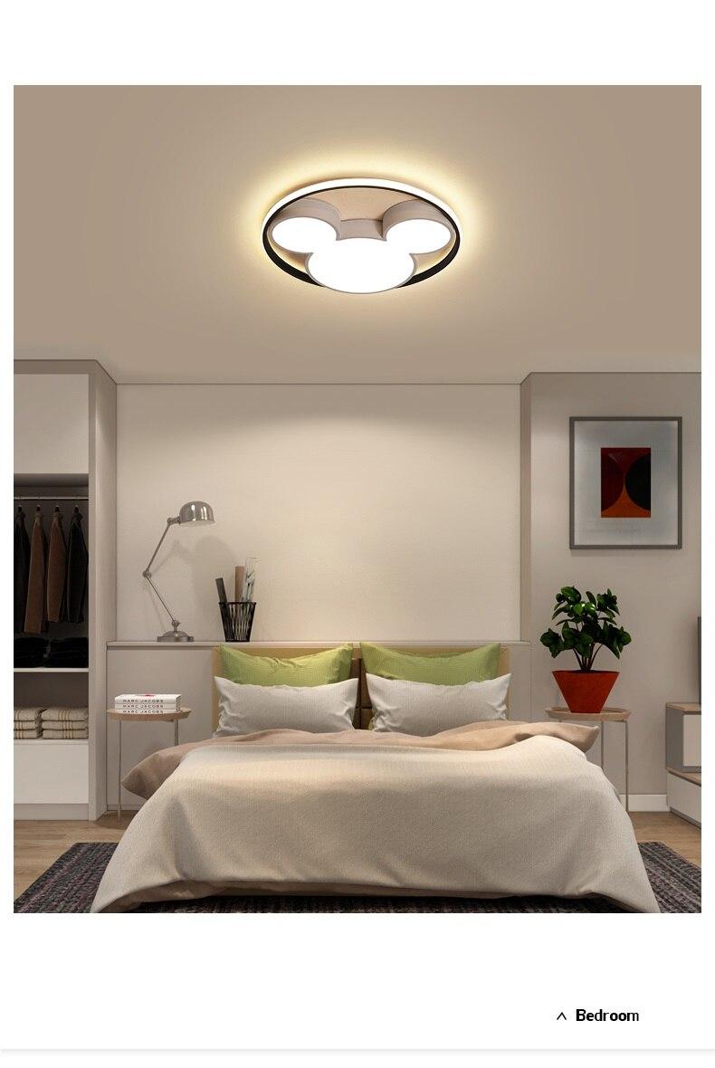 modern led ceiling light fixtures ceiling lamps for living room bedroom plafondlamp 15