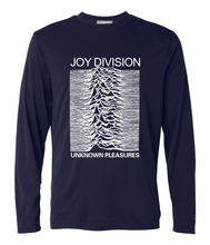 Funny joy Division Unknown Pleasure long sleeve T Shirt Men Rock And Roll tops tees 2017 autumn harajuku fitness brand clothing
