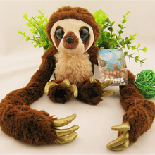 Crazy Original Long Arm Monkey Toys Soft Stuffed Plush Monkey Dolls Children Birthday Gifts(China)