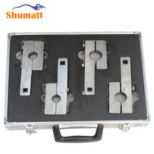 4 Types Common Rail Tool EUI Fuel Injector Electronic Unit Injections Disassemble and Assemble Clamp Fixture Fix CRT022