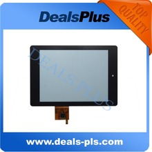 Replaceme New Touch Screen Digitizer Glass For Acer Iconia Tab A1 810 A1-810 A1-811 Black Free Shipping