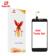 Hacrin Oukitel u7 Plus Touch screen + Tools Set Gift Tested Good Digitizer Glass Panel Assembly Replacement For Oukitel u7 Plus(China)