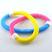 Weighted Sport Spring Soft Hula Hoop For Weight Loss Thin Waist Slimming HO12167188(China)