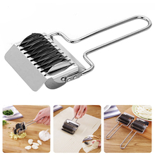 Stainless Steel Noddle Cutter Shredding Shredders and Slicers Creative Vegetable Food Cutter Pastry Spaghetti Noodle Maker