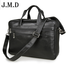 Genuine Leather Bag Casual Men Handbags Cowhide Men Crossbody Bag Men's Travel Bags Laptop Briefcase Bag for Man 7319