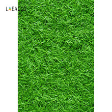 Buy Laeacco Green Grass Ground Baby Newborn Photography Backgrounds Custom Vinyl Children Photographic Backdrops Photo Studio for $5.99 in AliExpress store