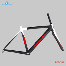 31.6mm Seatpost carbon road bike frame high speed race bike frame carbon road frame