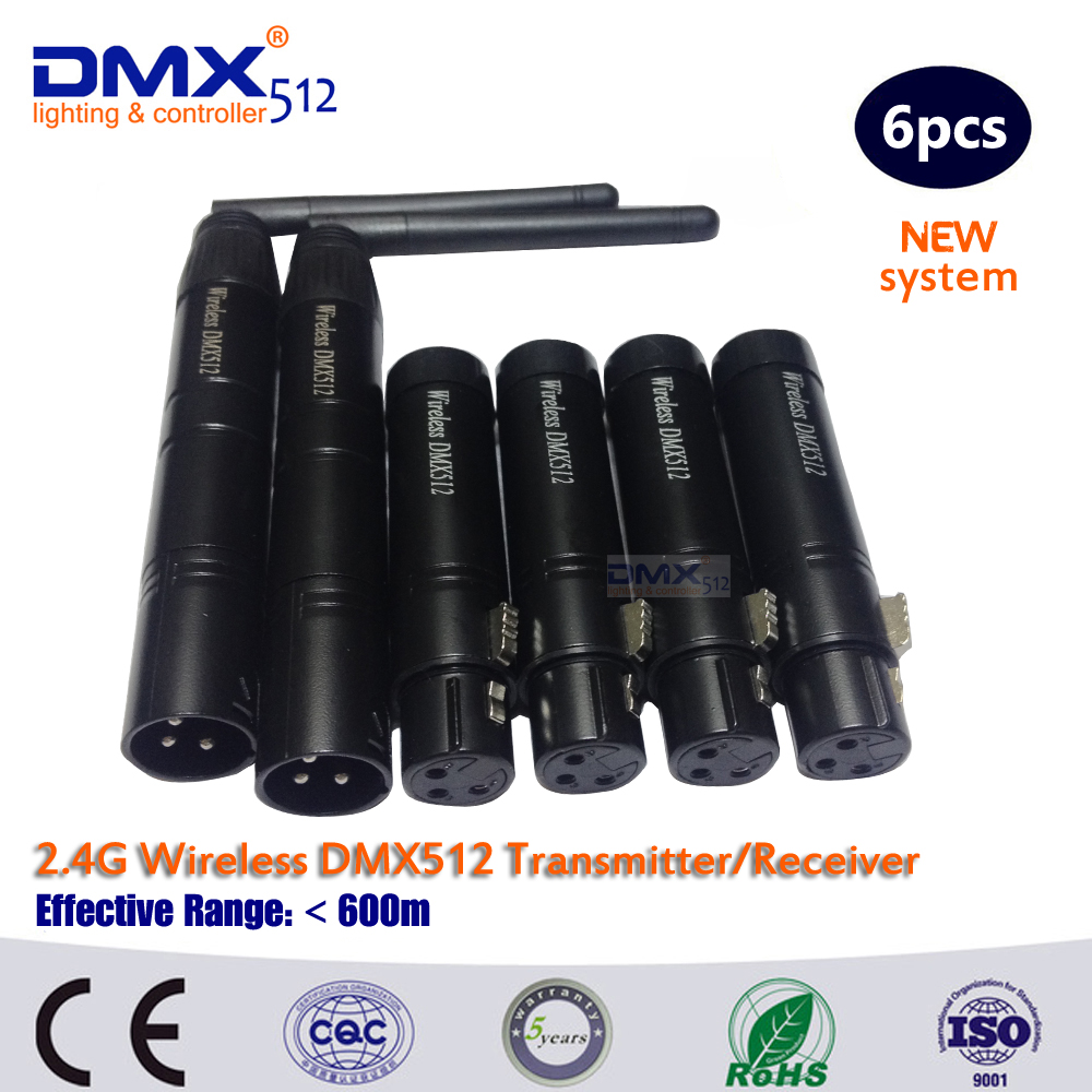 DHL Free Shipping 20 dbm wireless dmx receiver<br>