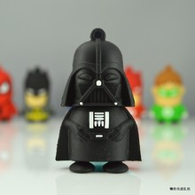 Darth Vader USB flash drives 64GB pendrive cartoon funny usb stick mini pen drive usb disk pen/thumbdrived flash cards 16g/8g/4g