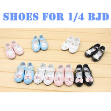 Free shipping fortune days kjitty shoes only for 1/4 blyth bjd body 45cm doll gift toy(China)