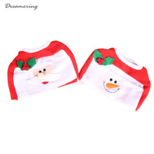 Dreamering Christmas Tissue Box Cover Bags Decoration Home Party Santa Claus Tissue Box Hot Sale Free Shipping.Nov 1