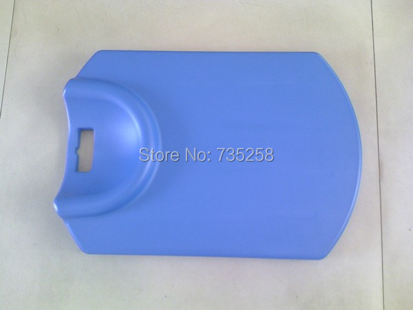 CPR Emergency Auxiliary Plate,CPR Training Board,Blue Plastic Auxiliary CPR Board<br>