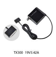 Quality 65W AC Wall Charger Power Supply Travel Plug Adapter For ASUS Transformer Book TX300 TX300K TX300CA Laptop Tablet