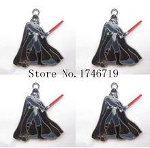 Hot Sale 10pcs Star Wars  Metal Charms DIY Jewelry Making  Mobile Phone Accessories For Best Gift D-145