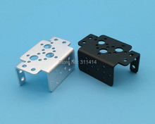 10X  Free Shipping Multipurpose Brackets Multifunctional For Standard Servos And Robot Arm Manipulator Robots Parts Acessories