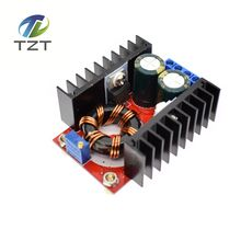 1pcs 150W Boost Converter DC to DC 10-32V to 12-35V Step Up Voltage Charger Module