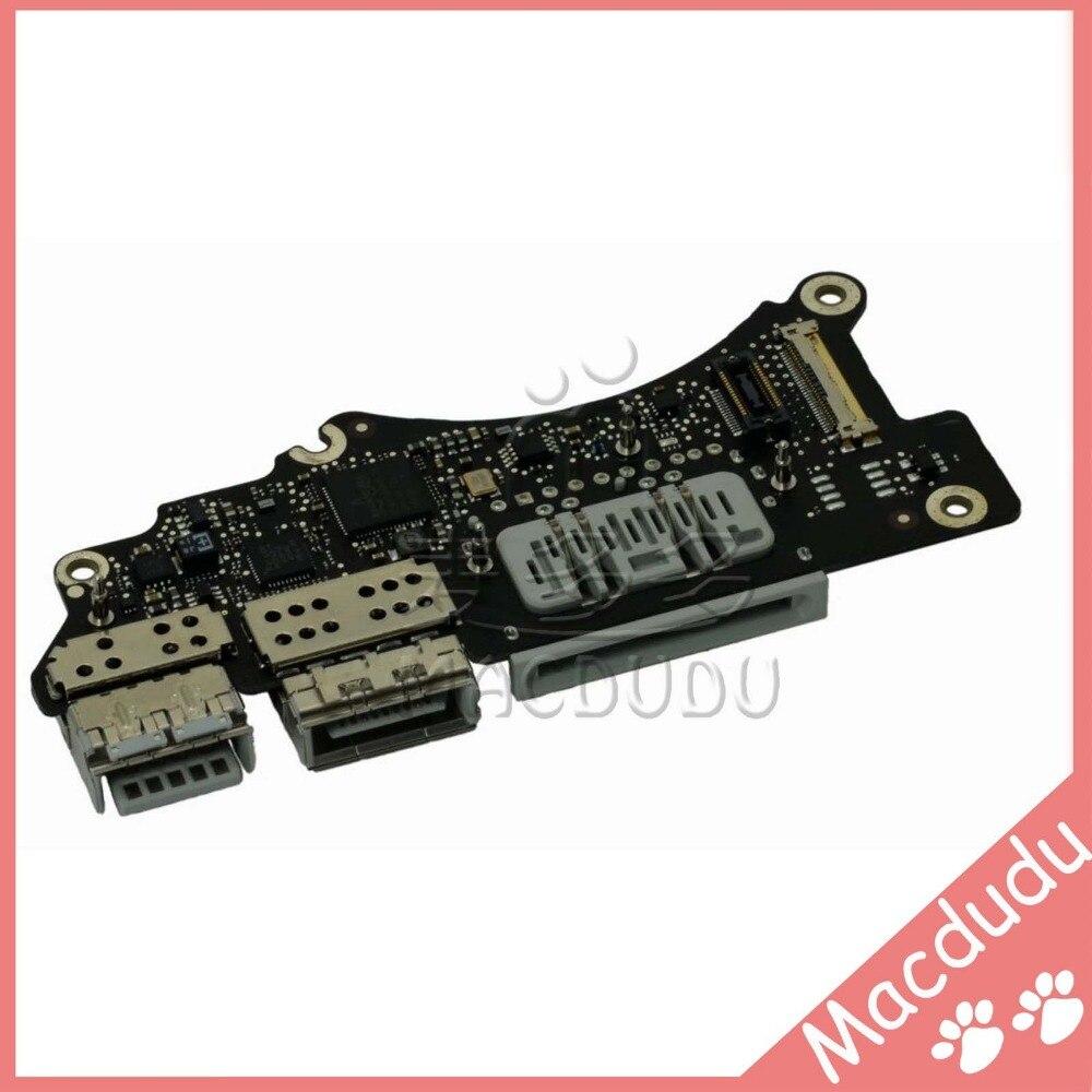 I/O BOARD, USB 3.0, HDMI, SD SLOT 820-3071-A for MACBOOK PRO 15 A1398 RETINA 2012<br>