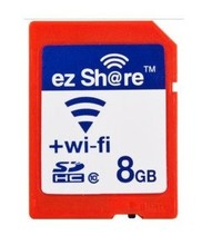 ez Share Hot Sale ezShare Wifi SD Card Memory Card Adapter Only Support 4GB 16GB 32GB 8GB TF Micro sd card Wireless WiFi Card