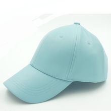 Candy Color Bone Baseball Cap Faux Leather Adjustable Sports Hats for Men and Women Hip Hop Summer Outdoor Caps(China)