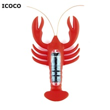 ICOO Creative Solar Powered Mini Running Lobster Light for Children Toys Present(China)