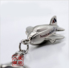 Keychain american airlines model keychain(China)