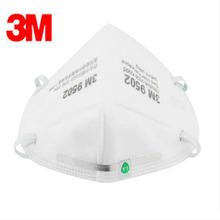 3M 9502 Dust masks N95 Anti-particulate Matter Anti PM2.5 Smog Protective Industrial Dust Influenza Virus Mask H012912(China)