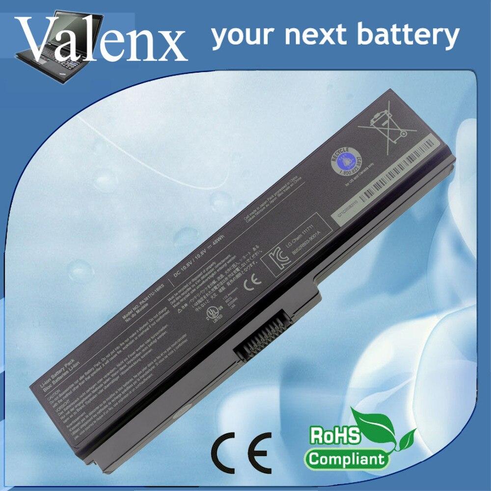 Laptop Battery For Toshiba Satellite C650d C655 C655d C660 C660d Keyboard U400 U500 U505 Series Portege M800 M900 T130 T135 C650 C670 Pa3817u 1bas 1brs