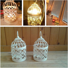 Valentine's Day Romantic Necessity Decorative Moroccan Lantern Votive Candle Holder Hanging Lantern Vintage Candlesticks HOT(China)