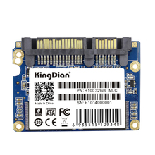 (H100-32GB) KingDian internal Solid State Drive Hard Disk Ultra Thin Upgrade Half Slim 1.8 HFSL interface 32GB SSD(China)
