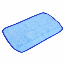 1PCS/Pack 18 x 29cm Blue Soft Microfiber Mopping Cloth for Robot Home Room Floor Cleaning Hot Floor Mopping Cloth(China)