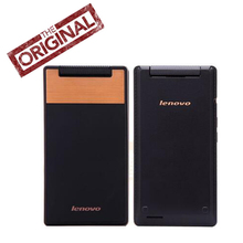 Original Lenovo A588T 360 degree Flip Phone Android 4.4 MTK6582 Quad Core 1.3GHz 5.0MP Camera 4.0inch 800*480P Russian keyboard(China)