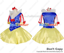 Snow White And The Seven Dwarfs Prince Cosplay Princess Dress Costume H008