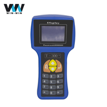 Newest T300 Key Programmer V17.8 English and Spanish Language Type T-Code For Multi-Brand Vehicle T-300 Programmer(China)