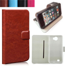 cunzhi Hot Sale Flip PU Leather Cover For Cubot P5 Case Special Cell Phone Shell + Tracking Number(China)
