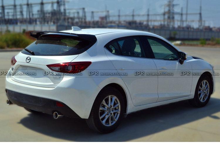 Mazda Mazda 3 Axela BM 14-17 DB Style Rear Spoiler (5 Door Hatch Back Model)2_1