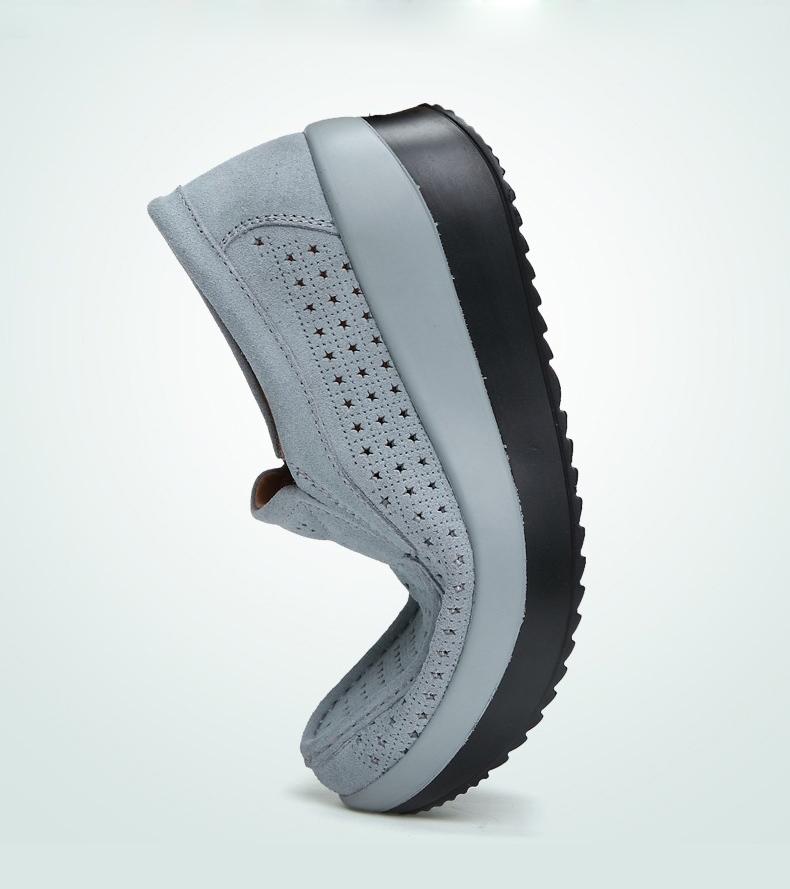 HX 3213-1 (8) 2018 Flatforms Women Shoes Summer