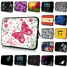 "7"" 8"" Tablet Fashion Sleeve Case Neoprene Inner Cover Bags For Apple iPad Mini Xiaomi 7.9"" Mini PC Netbook Women Protector Shell(China)"