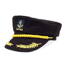 VORON mujeres hombres moda capitán algodón beret cap unisex entrenamiento  militar caps oro especial arroz boinas 273061ef298