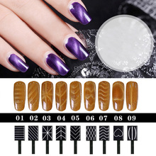 Magnet Stick Cat Gel Polish Varnish Tips Builder UV Nail Gel Nail Art 3D Magnetic Design Eye Pro Manicure(China)
