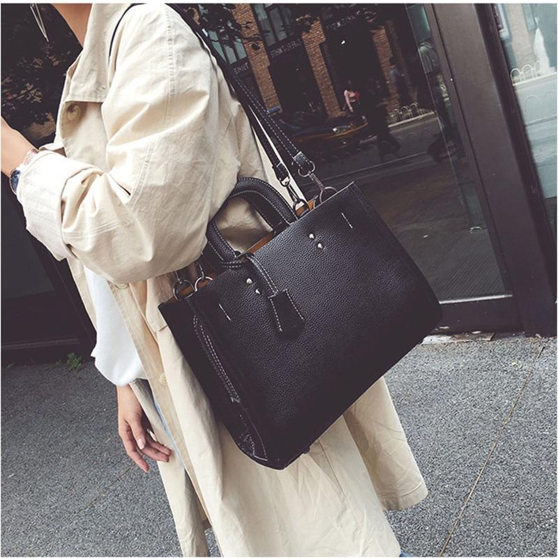 The Latest Fashion Women Handbags High-quality Womens Handbags Large-capacity Womens Shopping Bags Luxury Shoulder Bags Bolsas<br>