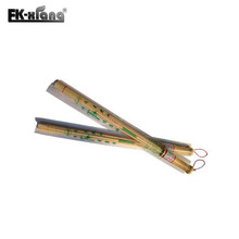 Natural Bamboo Massage & Relaxation Hammer Stick Sticks Fitness Pat Environmental Health wooden handle High quality FF10(China)